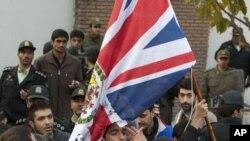 英国撤离部分驻伊朗使馆外交人员