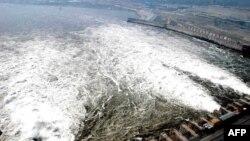 Trung Quốc tháo nước ở đập Tam Hiệp trong nỗ lực giảm bớt tác động của nạn hạn hán nghiêm trọng ở hạ nguồn sông Dương Tử