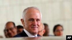 Perdana Menteri Australia Malcolm Turnbull (Foto: dok).