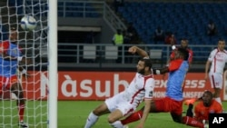 Match RDC - Tunisie