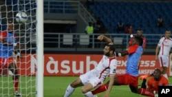 Match RDC - Tunisie