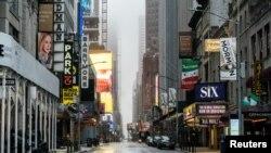 نمایی از شهر نیویورک