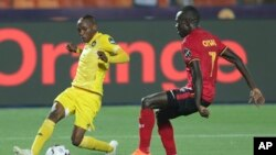 Khama Billiat kuAfcon, Egypt