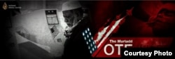 The Islamic State's al-Hayat Media Center put out flyers in the days leading up to the U.S. election. (Photo courtesy of Kronos Advisory)
