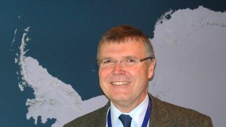 南极条约秘书处执行秘书曼弗雷德·赖因克