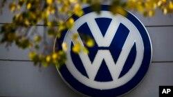 Salah satu kantor perusahaan Volkswagen di Berlin, Jerman (foto: ilustrasi).