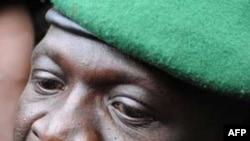 Umukuru w'Abasirikare Bagize Coup d'etat muri Mali, Amadou Sanogo