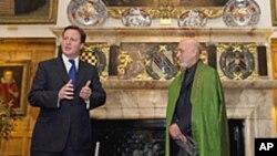 برطانوی فوج 2014ء تک افغانستان میں رہے گی