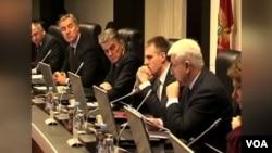 Sednica Vlade Crne Gore, 6. mart 2014.