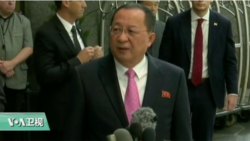 前美国朝鲜问题谈判代表:美朝交火一触即发