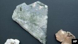 منرال ها اشکال مختلف داشته و به نام مواد معدنی نیز یاد میشوند.