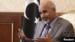 Tổng thống Libya Mohammed el-Magarief