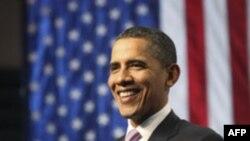 ABŞ prezidenti Gridiron şam ziyafətində respublikaçılar və demokratları güldürüb