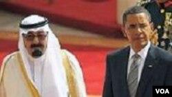 Raja Abdullah dan Presiden Barack Obama akan mendiskusikan berbagai isu regional Timur Tengah pada pertemuan hari ini.