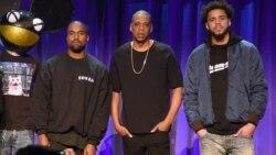 Top Ten Americano: Jay Z manda bocas a Kanye West em novo álbum