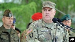 ژنرال مایک میلی، رئیس ستاد ارتش آمریکا