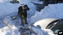 Νέα σφοδρή χιονοθύελλα στις ανατολικές ΗΠΑ