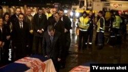 Posmrtni ostaci ubijenih srpskih talaca u Libiji