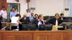 Funding Pledged for UN-Backed KR Tribunal (Cambodia news in Khmer)