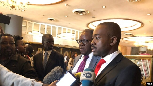 Photo Gallery:Zimbabwe Election
