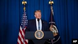 Промова президента США Дональда Трампа у резиденції Мар-а-Лаґо, Флорида, 3 січня 2020 року