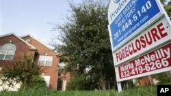 Las tres cuartas partes del declive fue producto de la gran depresión en el precio de las viviendas.