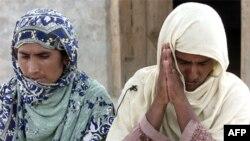 Pokistonda jinsiy zo'ravonlikka uchragan, ammo adolat izlab qayga borishini bilmay yurgan ayollar