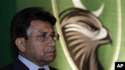 مشرف نے وائٹ ہاؤس کی رپورٹ مسترد کر دی