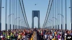 Νέο παγκόσμιο ρεκόρ στον Μαραθώνιο της Νέας Υόρκης