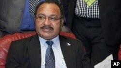 Perdana Menteri Papua Nugini Peter O'Neill menegaskan kamp migran di Pulau Manus akan ditutup (foto: dok).