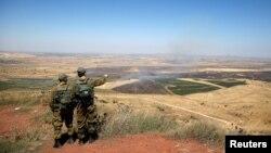 اسرائیل می گوید ایران با نزدیک شدن به بلندی های جولان برای این کشور خطر ساز شده است.