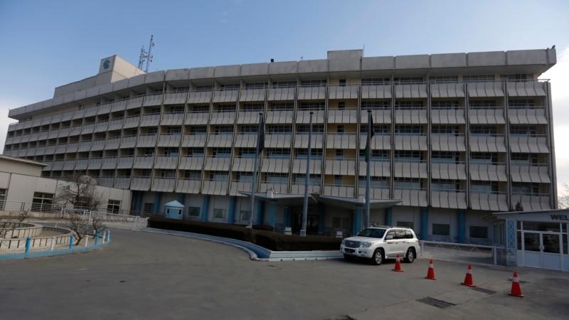 کابل کے ایک لگژری ہوٹل میں مسلح گروپ کا حملہ