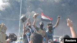 Le sud de l'Irak à feu et à sang