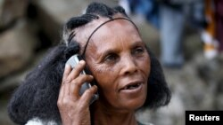 mobile internet network in Ethiopia