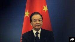 Cựu Thủ tướng Trung Quốc Ôn Gia Bảo.