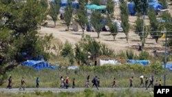 Suriye'den Türkiye'ye Mülteci Akını Sürüyor
