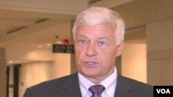 緬因州的聯邦眾議員邁克爾.米朝德