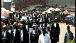Reportage de Moki Edwin Kindzeka, correspondant à Yaoundé pour VOA Afrique