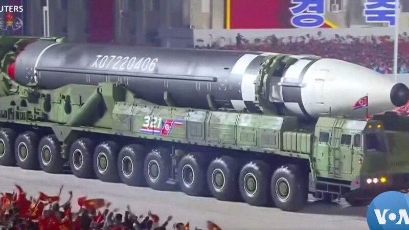Shimoliy Koreyaning yangi raketasi AQShga tahdidmi?