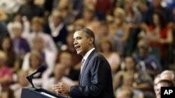 Gallup tashkiloti o'tkazgan so'rov natijalariga ko'ra, bu yilgi saylovda muvaffaqiyat qozonish amaldagi prezident Barak Obama uchun oson bo'lmaydi.
