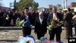 U përkujtua në Shkodër 20 vjetori i demonstratës antikomuniste të 2 prillit