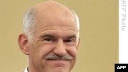 Papandreu - Merkel Görüşmesi