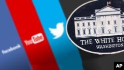 白宮舉行社交媒體峰會