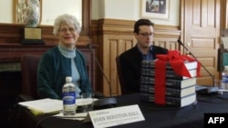 Joan Houston Hall, chief editor of the Dictionary of American Regional English, and linguist Ben Zimmer