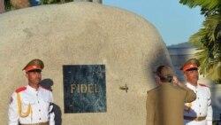 Fidel Castro ရဲ႕ ေနာက္ဆံုးခရီး