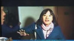 中国国家媒体为驱逐半岛电视台记者辩解