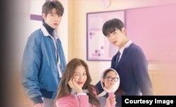 Acara televisi drama Korea (drakor) di platform streaming Rakuten Viki diminati penggemar di seluruh dunia (foto courtesy: Viki.com).