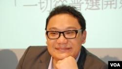 人民力量前主席劉嘉鴻認為,陳靜心質疑泛民引入外國勢力是自相矛盾