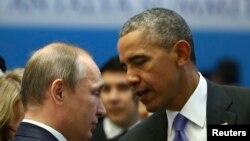 """پوتین هشدار داده است که ادامه رفتارهای ضد روسی می تواند به معنی """"جنگ"""" باشد."""