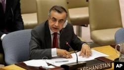 Zaher Tanin, Duta Besar Afghanistan untuk PBB (Foto: dok).